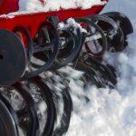除雪機コンビニ駐車場に合う機種