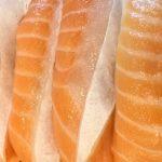 鮭とキャベツの重ね漬け