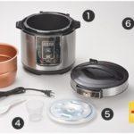 電気圧力鍋 プレッシャーキングプロ 口コミ